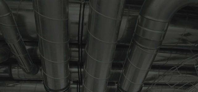 Закончены работы по очистке вытяжной системы сварочного цеха от пыле- жировой окалины Завода «Рено- Автофрамос»